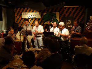 ジャズを楽しむ会・写真